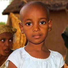 African Princess. #BurkinaFaso   Shared from Howiviewafrica