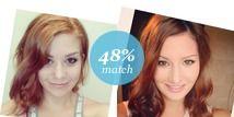 iLookLikeYou.com - 48% Match #294928 Look Alike, Search Engine, Twins, Engineering, Gemini, Architectural Engineering, Twin