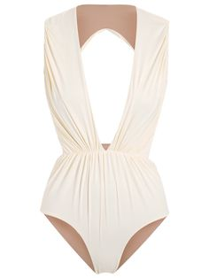 Shop2gether - Maiô Isaacs - Clube Bossa - Off White