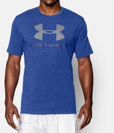 Men's UA Sportstyle Logo T-Shirt | Under Armour US