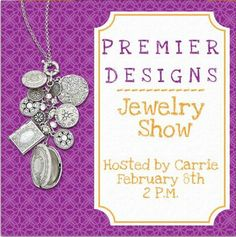 You Re Invited Even If Don T A Thing It Premier Jewelrypremier Designs