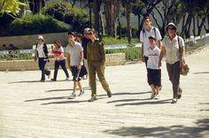 День памяти жертв Холокоста и героев сопротивления. Яд Вашем, 28 апреля 2014 г.