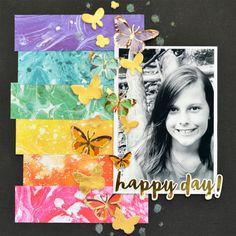 Happy Day! - Scrapbook.com