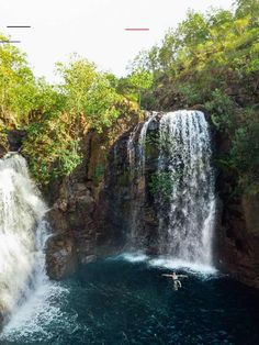 Florence Falls is my favorite swimming spot in the beautiful Litchfield National Park. Kakadu National Park, National Park Tours, National Parks, Travel Tours, Travel Usa, Travel Destinations, Budget Travel, Travel Ideas, Land Art