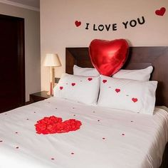 🌟🌱Romantic Surprise for her? True Love,tell me im beaut. - 🌟🌱Romantic Surprise for her? True Love,tell me im beautiful,just thoughts, - Birthday Gifts For Boyfriend, Boyfriend Gifts, Romantic Room Surprise, Romantic Surprises For Him, Romantic Room Decoration, Surprise Gifts For Him, Valentine Decorations, Diy Bedroom Decor, Home Decor