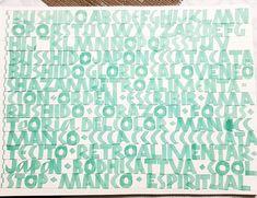 Que rico aprovechar el sábado así..  #neuland #handwriting #practice #calligraphy #letterlina #caligrafía