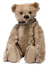 A STEIFF ROD BEAR, (28PB), jointed with metal rods, blonde m