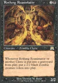Rotlung Reanimator from Onslaught L-1.66 H-3.36