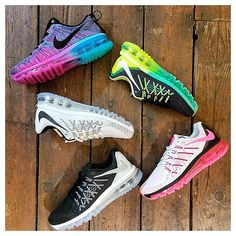 Womens Nike Air Max 2015 Anniversary Running Shoes