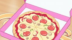 The perfect Sailormoon Pizza Animated GIF for your conversation. Discover and Share the best GIFs on Tenor. Food Kawaii, Kawaii Art, Kawaii Anime, Aesthetic Japan, Aesthetic Gif, Anime Gifs, Anime Art, Doremi Anime, Anime Bento