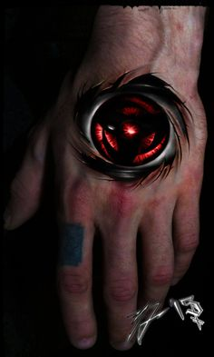 Tattoo Design: sharingan tattoo