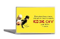 Everyday Brings A Chance Laptop Skin  now u could see him 24x7 in front of you!