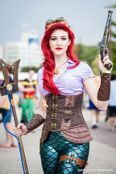 Ariel cosplay - Google Search