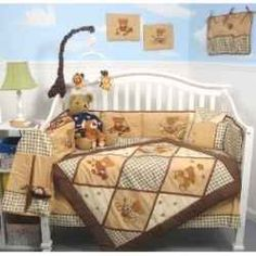 This page has Bear Nursery Decor Ideas! Find out what you can use to decorate and why a Bear Nursery Decor theme could be one of the best choices...