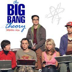 TV- Big Bang Theory. Love this show!