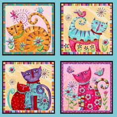 This is the applique Quilt I think I might try, considering the fabric is not available we call this and inspiration right?