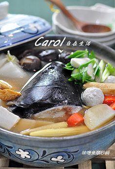 Carol 自在生活 : 味噌魚頭砂鍋