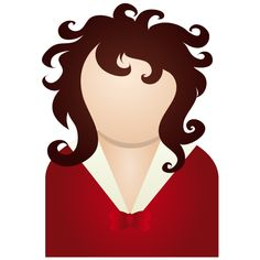 icône femme