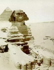 Sphinx late 1800s