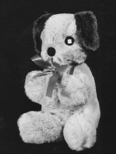 Begging Pup | Mary Meyer Vintage
