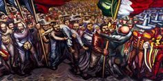 "Siqueiros sought a social realism that at once hailed the proletariat peoples of Mexico and the world while avoiding the clichés of trendy ""Primitivism"" and ""Indianism"""