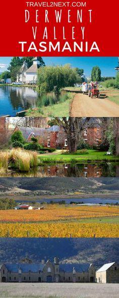 Derwent Valley Tasmania