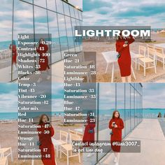 Editing Cheat Sheet: 10 Recipes for Editing in Lightroom Photography Filters, Photography Editing, Best Free Lightroom Presets, Vsco Presets, Lightroom Effects, Photo Editing Vsco, Lightroom Tutorial, Editing Pictures, Just In Case