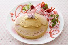 かわいい!「マイメロディドリームカフェ」--マイメロ40周年記念で開催
