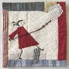 applique by the amazing janet bolton