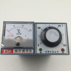 Wen Kongyi TDA-8001/8002 temperature controller temperature controller temperature control instrument pointer #Affiliate
