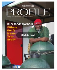 Welcome to the inaugural edition of Big Green Egg LifeStyle. I Grill, Cooking On The Grill, Green Egg Recipes, Bbq Pitmasters, Smoking Recipes, Green Eggs, Brisket, My Favorite Food, Allrecipes