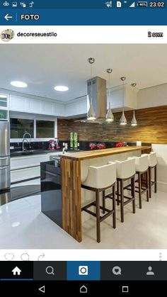 30 Elegant Contemporary Kitchen Ideas | Archi | Pinterest | Luxury ...
