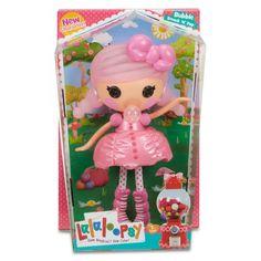 Lalaloopsy Doll - Bubble Smack N Pop