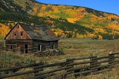 Crested Butte Valley Cabin