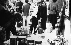 Martha Rosler: The Traveling Garage Sale, 1973