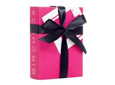 great bridesmaid gift idea - a year of Birchbox