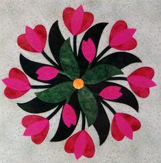 lovely flower block
