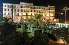 The Royal-Riviera by night