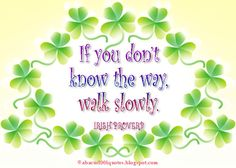Irish Proverbs and Wise Sayings