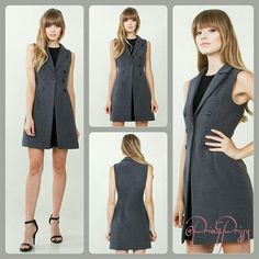 Selling this Amber Vest Dress in my Poshmark closet! My username is: prim_and_prissy. #shopmycloset #poshmark #fashion #shopping #style #forsale #@Prim&Prissy  #Dresses & Skirts