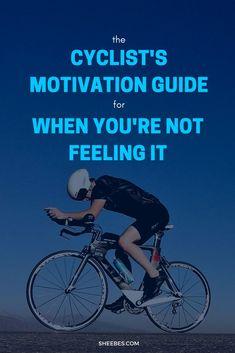Cycling tips road biking motivation Mountain Bike Shoes, Mountain Bicycle, Mountain Biking, Mountain Bike Reviews, Athlete Motivation, Cycling Motivation, Motivation Wall, Workout Motivation, Cycling Tips