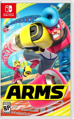 (*** http://BubbleCraze.org - Best-In-Class new Android/iPhone Game ***)  Arms - Nintendo Switch