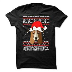 UGLY CHRISTMAS BASSET HOUND - #checked shirt #v neck tee. MORE INFO => https://www.sunfrog.com/Pets/UGLY-CHRISTMAS-BASSET-HOUND.html?68278