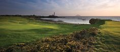 Located around half an hour south of The Fairfield House Hotel in Ayr, Turnberry is world famous for its golf course and regularly hosts major events such as The Open, Seniors Open and the Ladies Open.