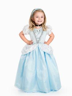 Cinderella Deluxe Dress
