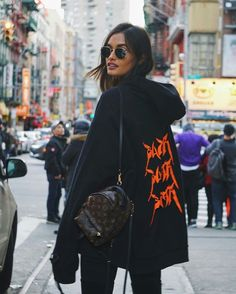 #Model #street style Fashionable Casual Style Looks