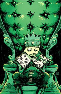La portada del Comic Marvelous Land OZ por Scottie Young dibujante de la Marvel