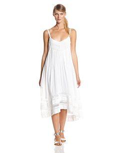 3b87f3166d Wet Seal Women s White Halter Skater Dress  Dress