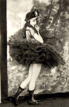 Ziegfeld Girl by Alfred Cheney Johnston