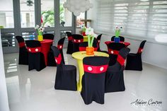 Mickey Mouse Club House Birthday Party Ideas | Photo 1 of 28 | Catch My Party